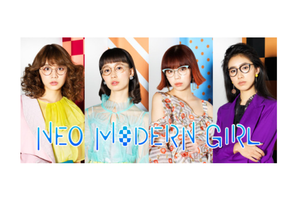 Zoff-NEO MODERN GIRL COLLECTION