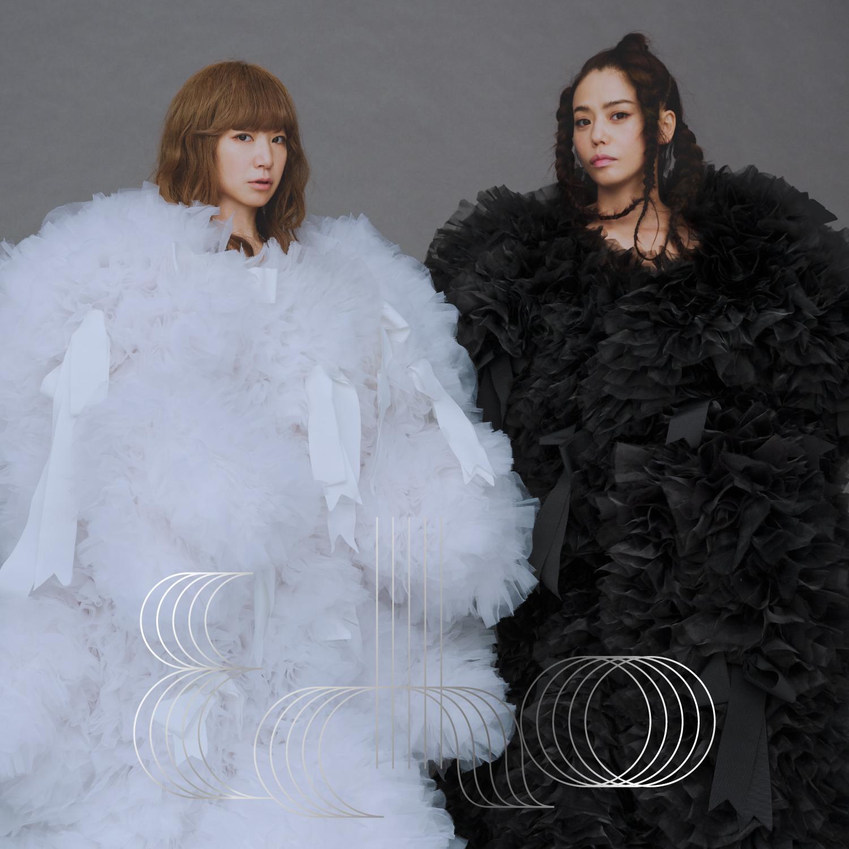 Chara+YUKI「echo」CD Jacket