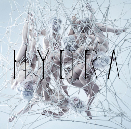 MYTH & ROID 「HYDRA」CD Jacket