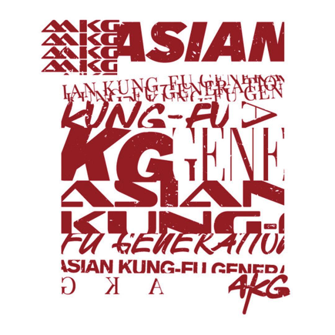 ASIAN KUNG-FU GENERATION Goods T-shirt
