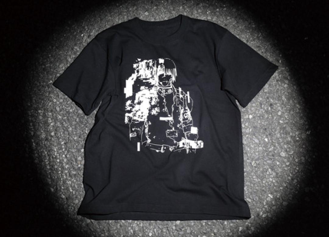 BLAME! x NETFLIX  Goods T-shirt