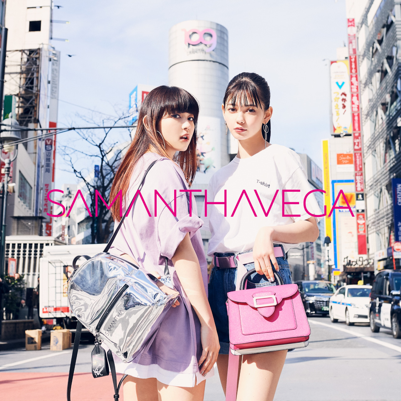 SAMANTHAVEGA -Tokyo Syncretic-