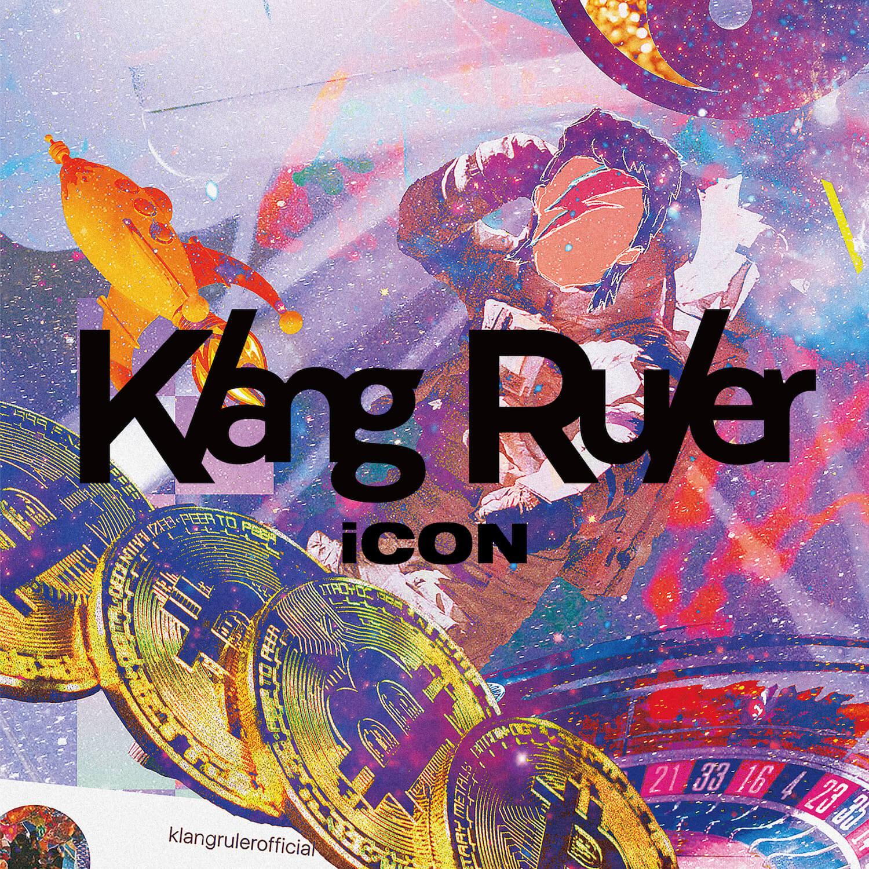 Klang Ruler 「 iCON - EP」