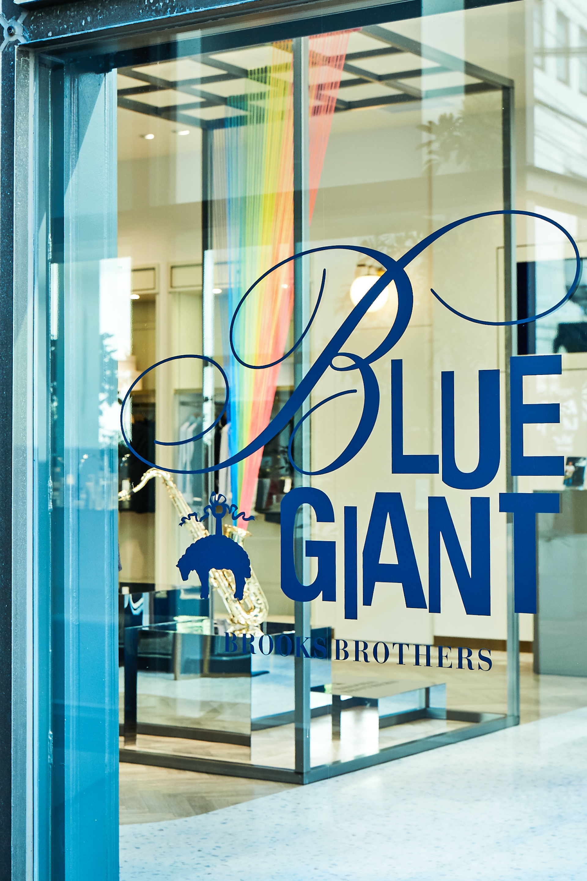 Brooks Brothers×BLUE GIANT