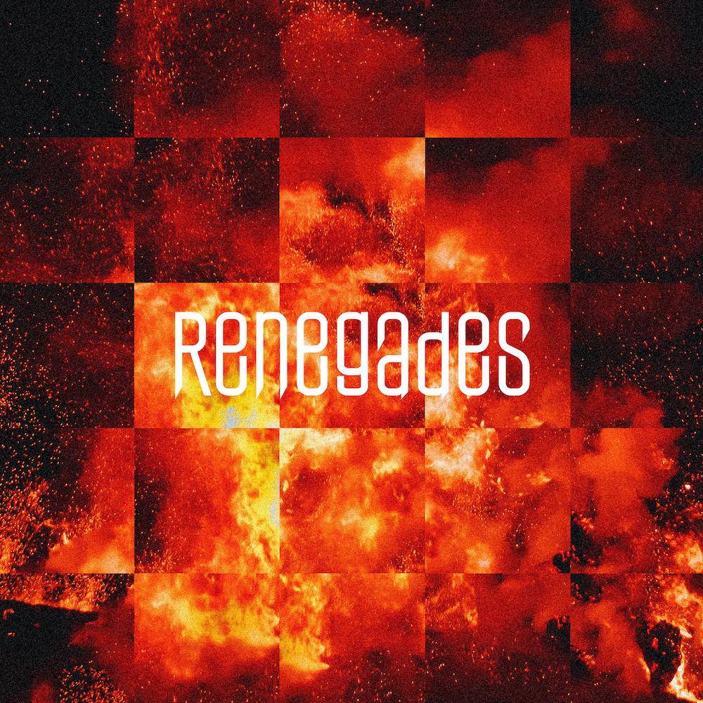 ONE OK ROCK「Renegades」Jacket