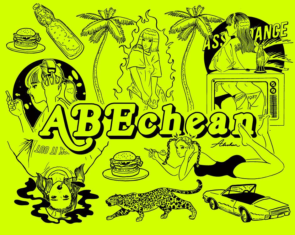 inkbox ABEchan Visual